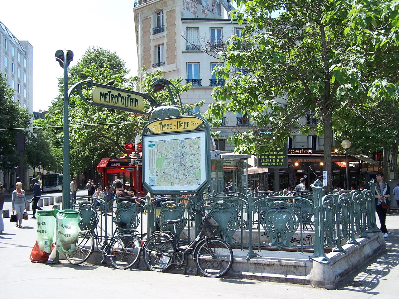 Safestore Self Storage in Place d'Italie - Paris