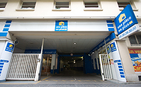 Safestore Self Storage in Paris 20 - Pyrénées