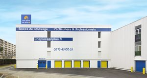 Safestore Self Storage in Velizy