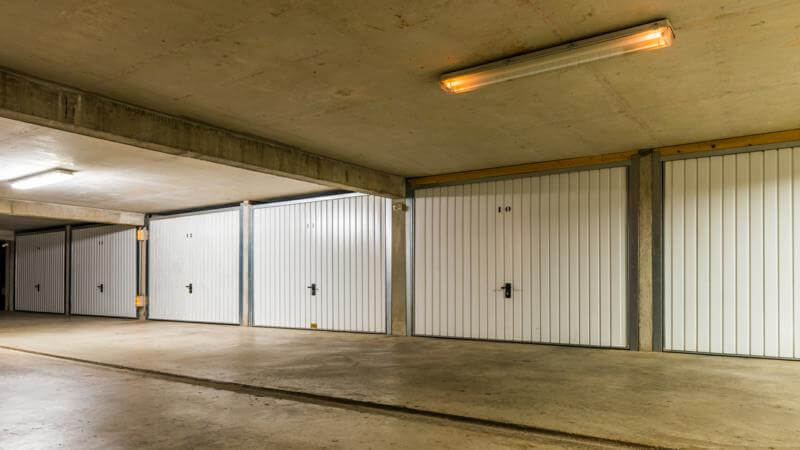 Investir dans un box de parking, un investissement rentable