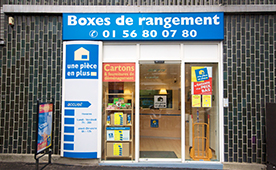 Safestore Self Storage in Paris 14 - Montparnasse
