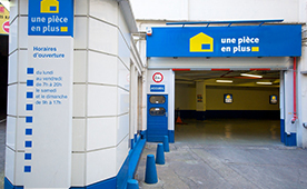 Safestore Self Storage in Paris 17 - Cardinet