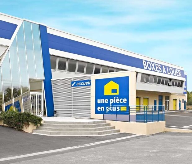 Safestore Self Storage in Cachan